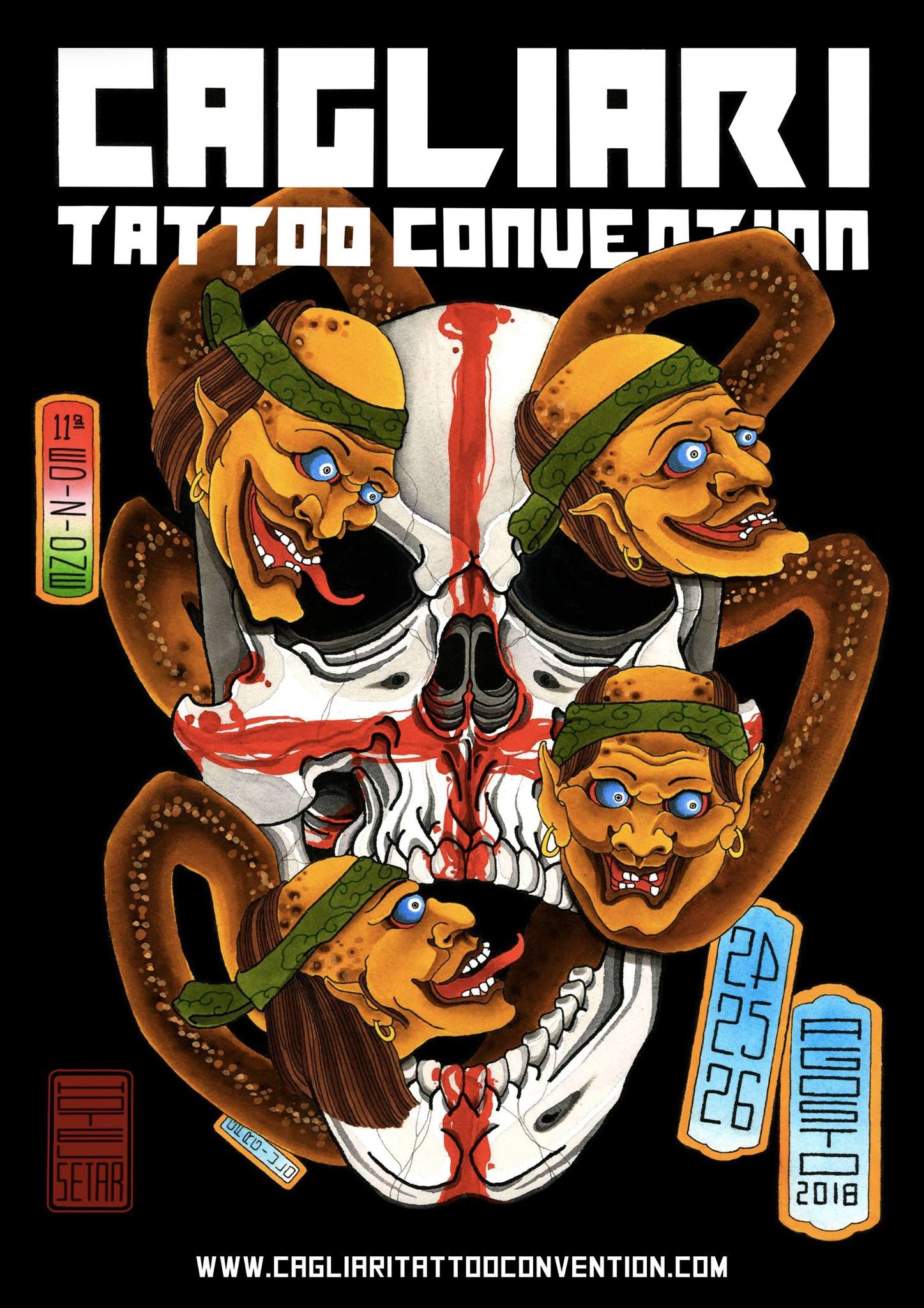 Cagliari Tattoo Convention
