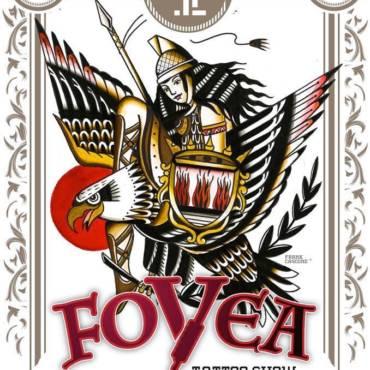 Foyea Tattoo Show Foggia