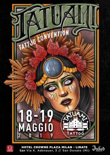 Tatuami Tattoo Convention Milano