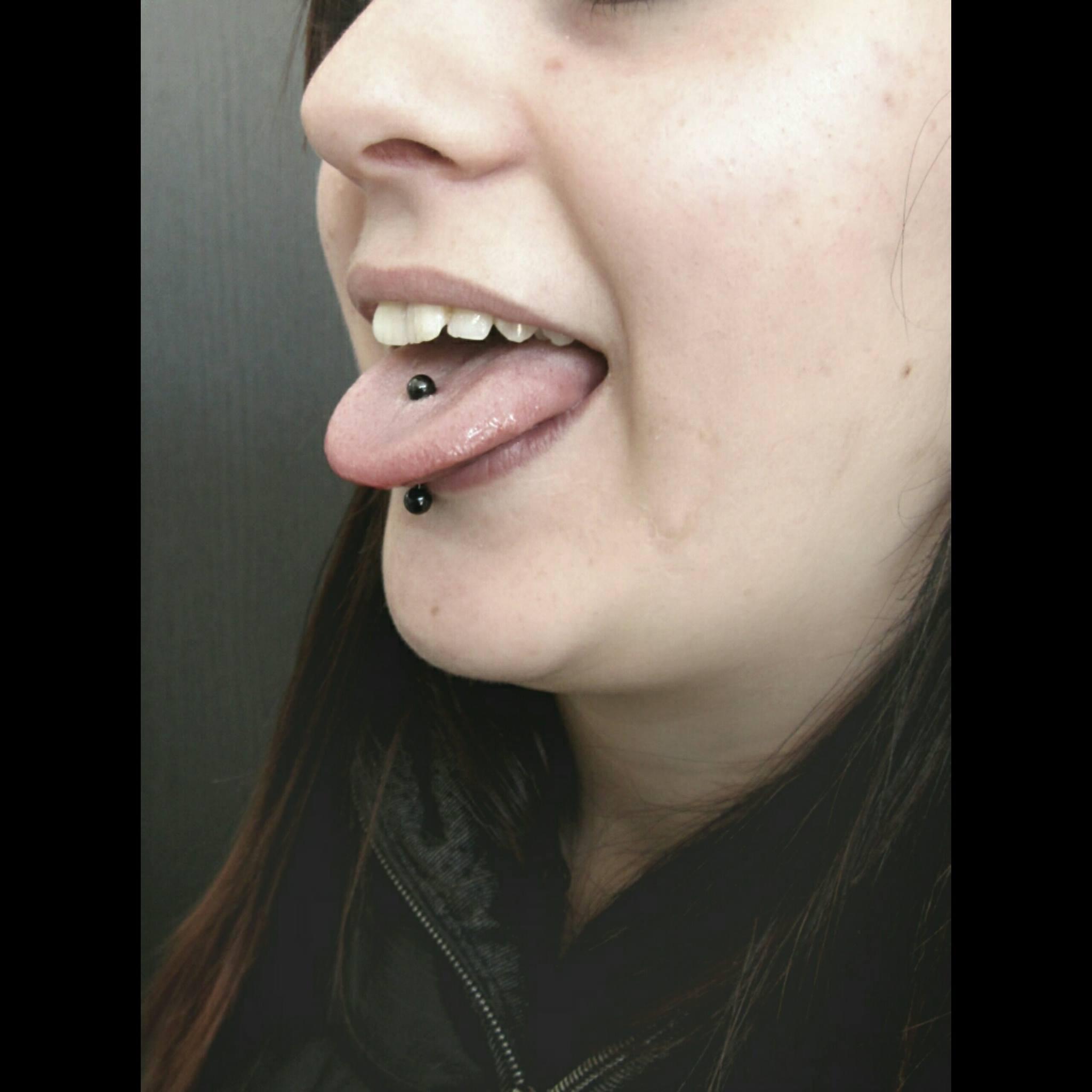 piercing-lingua